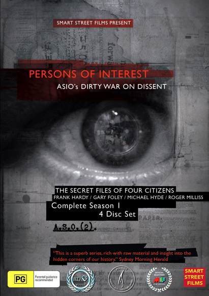 Persons Of Interest DVD Cover